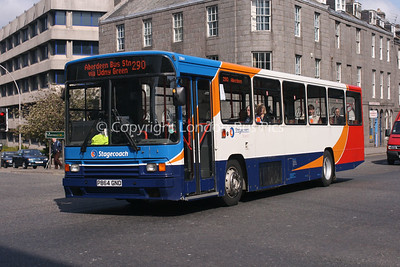 20864, P864GND, Stagecoach Bluebird
