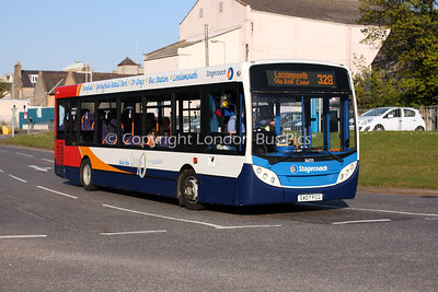 36035, SV07FCG, Stagecoach Bluebird