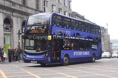 10526, SN16OMP. Stagecoach Bluebird