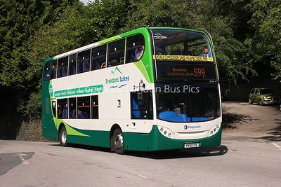 15724, PX61CVE, Stagecoach in Cumbria