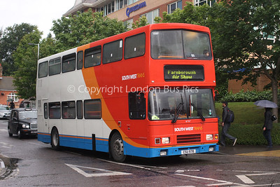 16767, CSU978 (original reg: S767SVU), Stagecoach in Hampshire