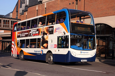 15688, YN60ACX, Stagecoach in Chesterfield