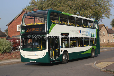 12001, OU10GGA, Stagecoach in Oxfordshire