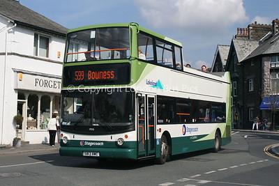 17013, S812BWC, Stagecoach in Cumbria