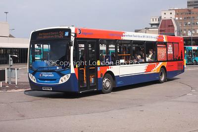 24111, NK09FMC, Stagecoach in Teeside