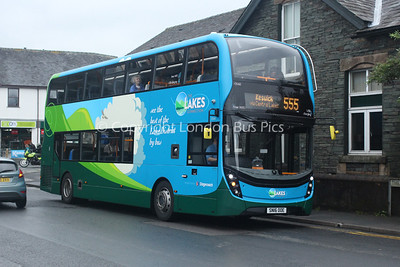 10560, SN16OOE, Stagecoach North West