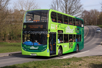 Stagecoach in East Kent