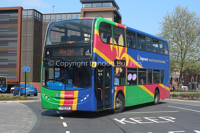 15651, FX10AFK, Stagecoach East Midlands