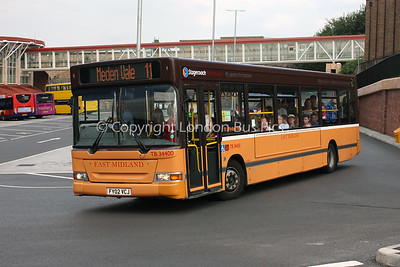 34400, FY02VCJ, Stagecoach East Midlands