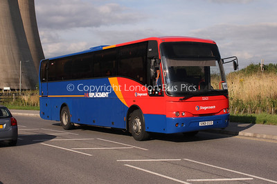 52621, S901CCD, Stagecoach in Lincolnshire