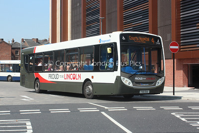 27638, FX10DUU, Stagecoach East Midlands