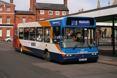 33207, S507BTL, Stagecoach in Lincolnshire
