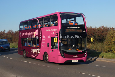 10980, SN18KTU, Stagecoach East Midlands