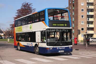 17691, X701JVV, Stagecoach United Counties