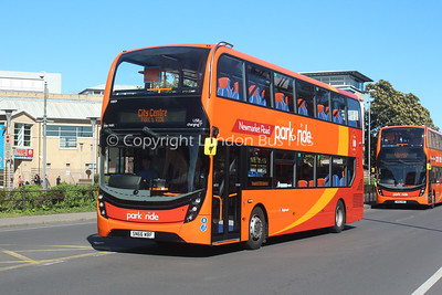 10809, SN66WBF, Stagecoach East