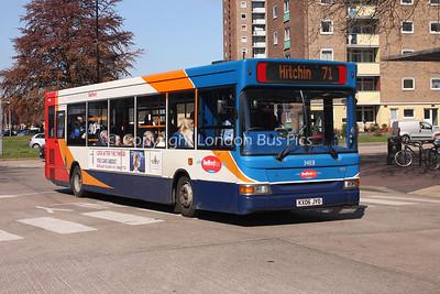 Stagecoach UK Fleet (3xxxx series)