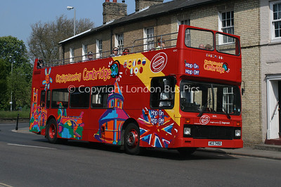 16542, ACZ7492, Stagecoach in Cambridge