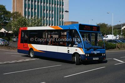 Stagecoach UK Fleet (4xxxx Series)