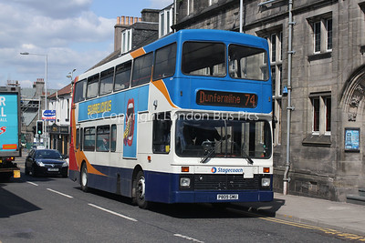 16009, P809GMU, Stagecoach in Fife