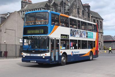 18013, SF53BYL, Stagecoach in Fife