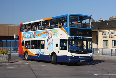 18092, SP04DBV, Stagecoach in Fife