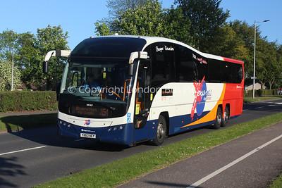 54143, YX63NEY, Stagecoach in Fife