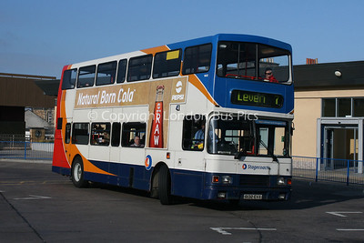 16132, R132EVX, Stagecoach in Fife