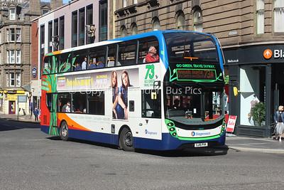 13047, SJ15PVK, Stagecoach in Fife