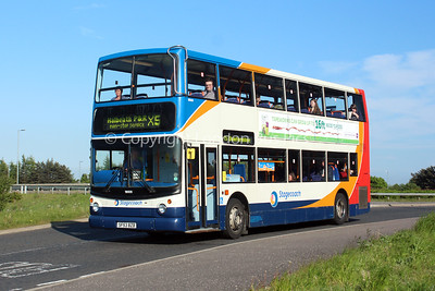 18009, SF53BZB, Stagecoach in Fife
