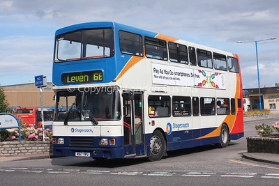 16067, R167VPU, Stagecoach in Fife