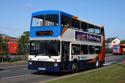 16440, N340HGK, Stagecoach in Fife