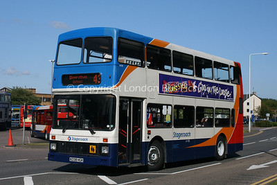 16438, N338HGK, Stagecoach in Fife