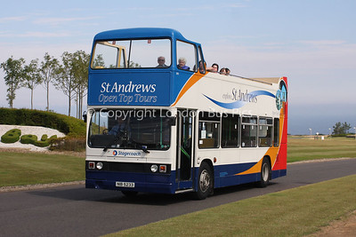 11093, NIB5233, Stagecoach in Fife