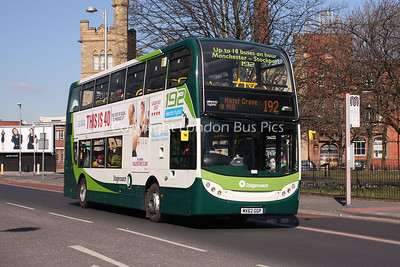 Stagecoach in Manchester
