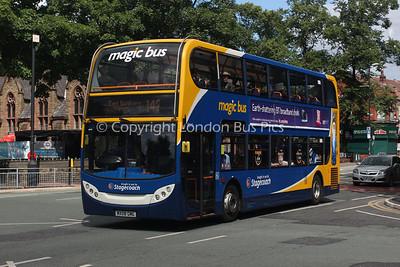Stagecoach UK Fleet (1xxxx series) - E400 series