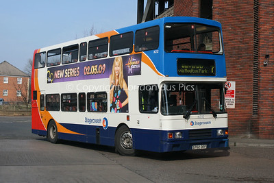 16732, S762DRP, Stagecoach in Northants