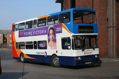 16699, R699DNH, Stagecoach in Northants