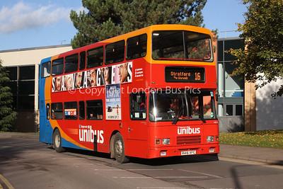 16516, R416XFC, Stagecoach in Warwickshire