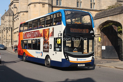 10435, SK15HCX, Stagecoach in Oxfordshire