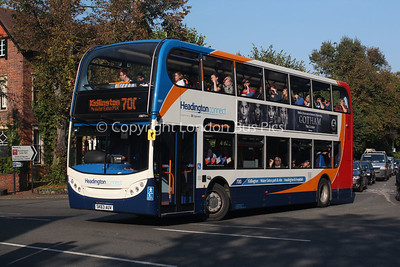 10071, SK63AUV, Stagecoach in Oxfordshire