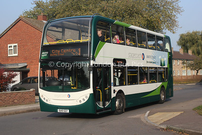 12010, OU10GGY, Stagecoach in Oxfordshire