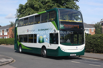 12014, OU10GHD, Stagecoach in Oxfordshire
