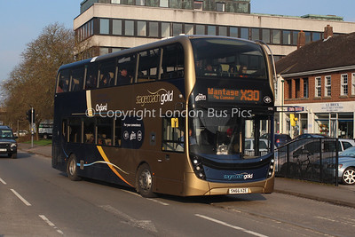 10783, SN66VZE, Stagecoach in Oxfordshire
