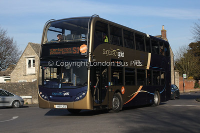 15533, VX59JCU, Stagecoach in Oxfordshire