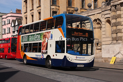 15438, KX08KZH, Stagecoach in Oxfordshire