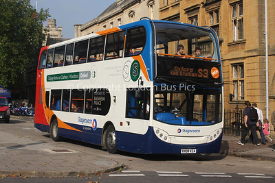 15431, KX08KZA, Stagecoach in Oxfordshire