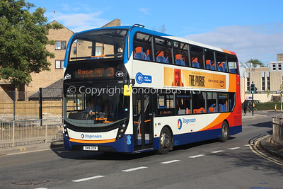 10683, SN16OZM, Stagecoach in Oxfordshire