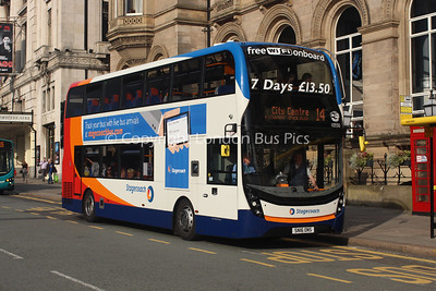 10550, SN16ONS, Stagecoach in Merseyside
