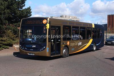 Stagecoach UK Fleet (2xxxx Series)