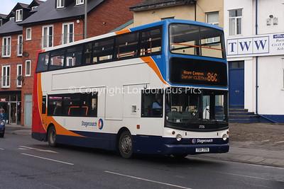 17176, TSV779, Stagecoach in Merseyside